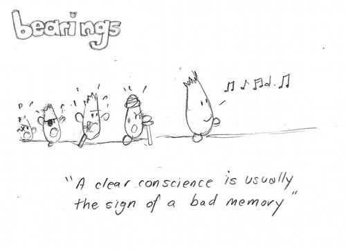Bearings - Bad memory small