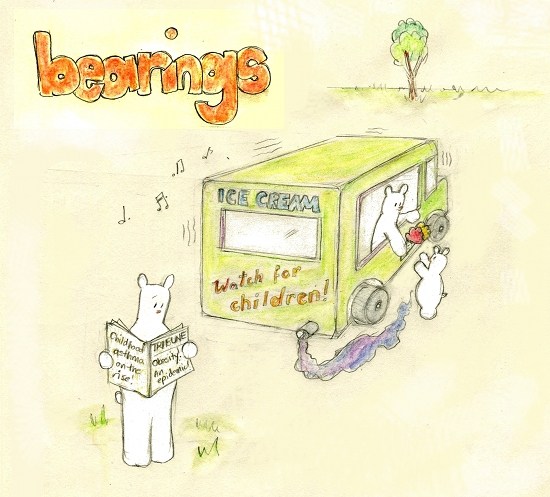 Bearings - Ice Cream small