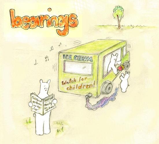 Bearings - Ice Cream small