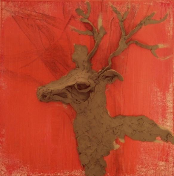 deer relief felder